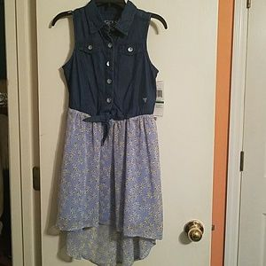 Brand New Girls Guess Spring dress
